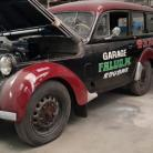 Renault JUVA 4 Noir