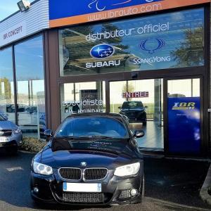 BMW SERIE 3 CABRIOLET (E93)