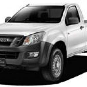 D-Max 4x2 Single Satellite