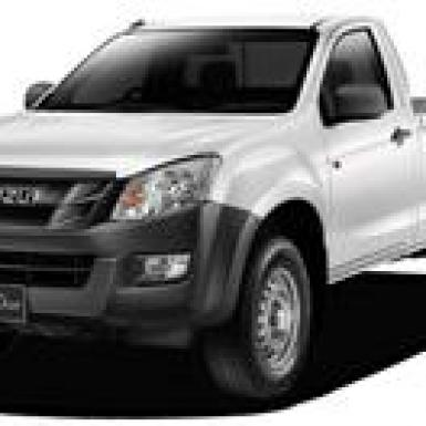 D-Max 4x4 Single Satellite