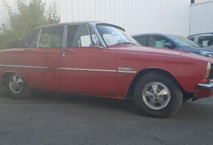 Rover 3500S