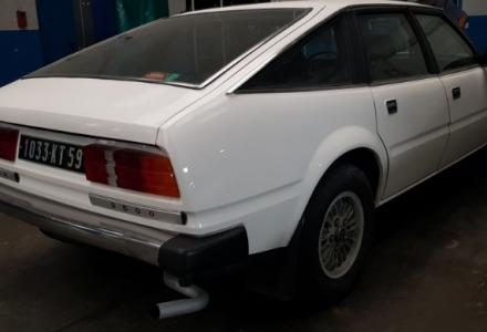ROVER 3500 Blanche