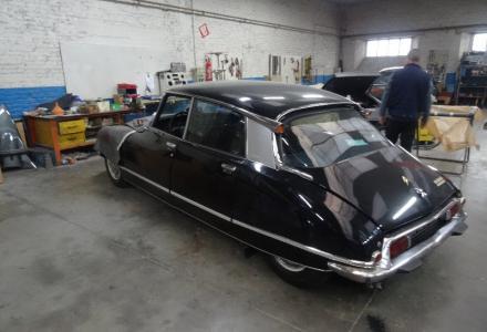 Citroën DS23 1973