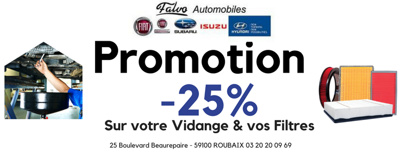 Promotions garage automobile roubaix tourcoing wattrelos for Garage auto tourcoing